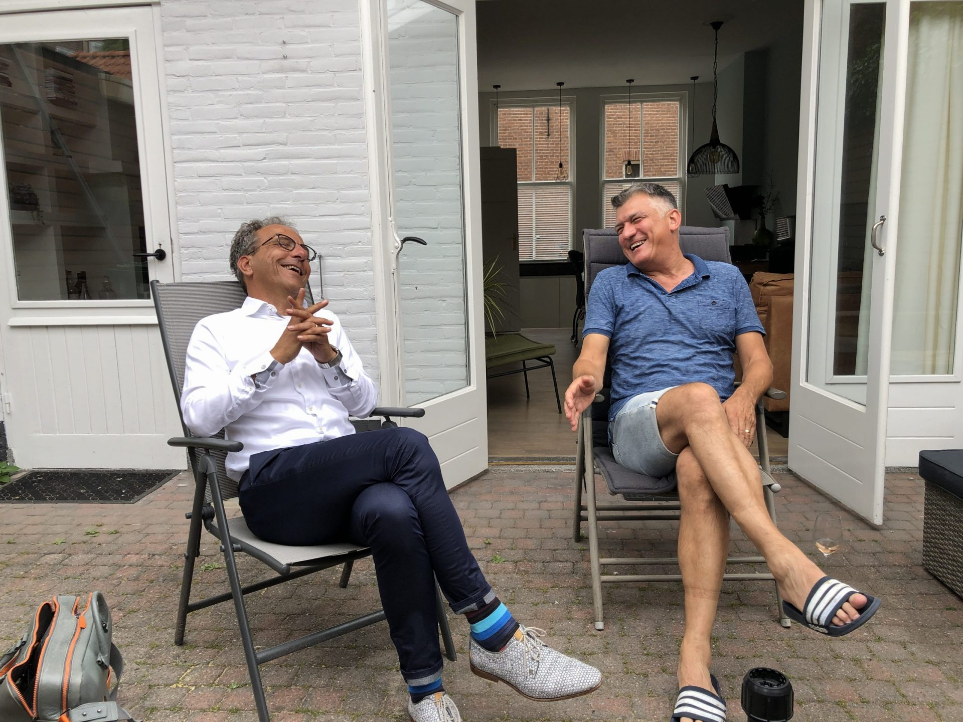 Afbeelding #000 voor het verhaal Genieten in de Spanjaardstraat: op bezoek bij een klant van Hypotheekshop Middelburg