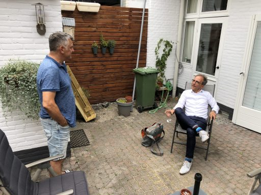 Afbeelding #001 voor het verhaal Genieten in de Spanjaardstraat: op bezoek bij een klant van Hypotheekshop Middelburg