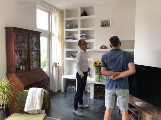 Afbeelding #003 voor het verhaal Genieten in de Spanjaardstraat: op bezoek bij een klant van Hypotheekshop Middelburg