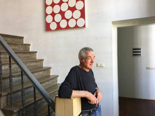 Afbeelding #001 voor het verhaal Genieten: op bezoek in het huis en atelier van Ellen en Piet Dieleman