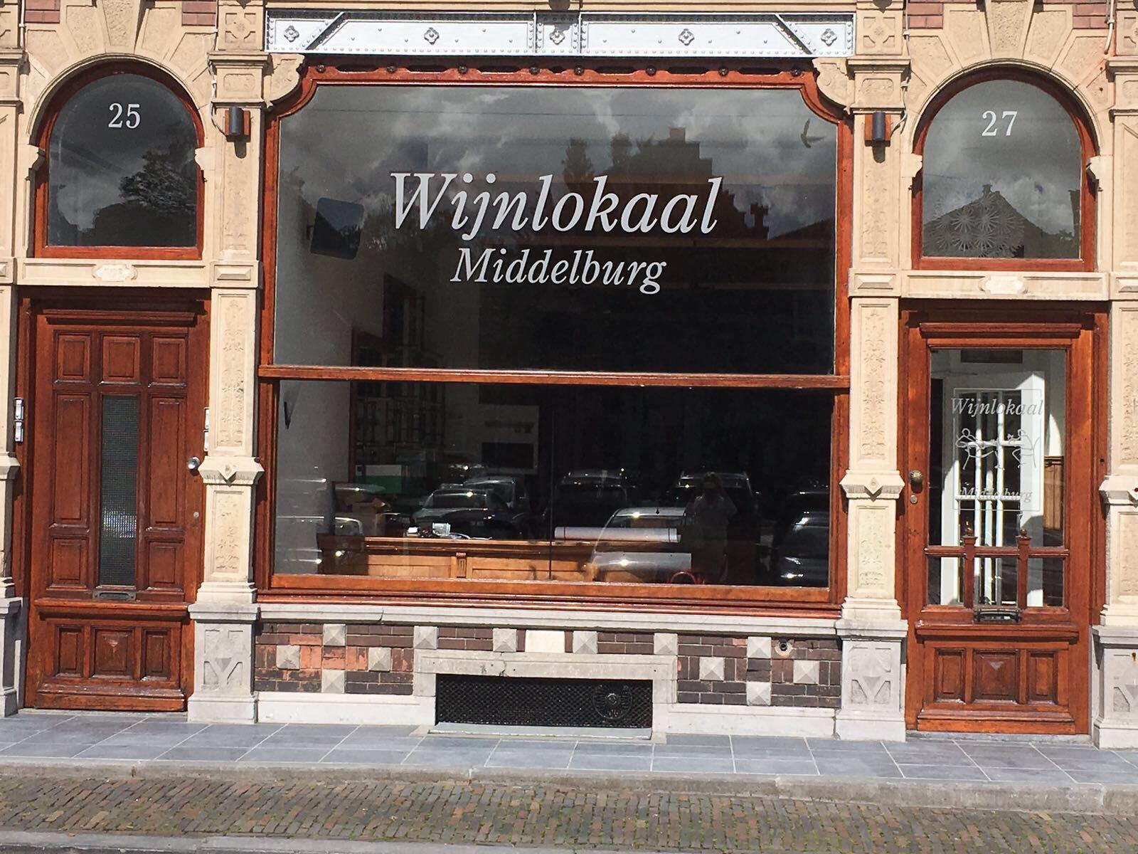 Afbeelding #000 voor het verhaal Geopend aan Damplein 27: Wijnlokaal Middelburg
