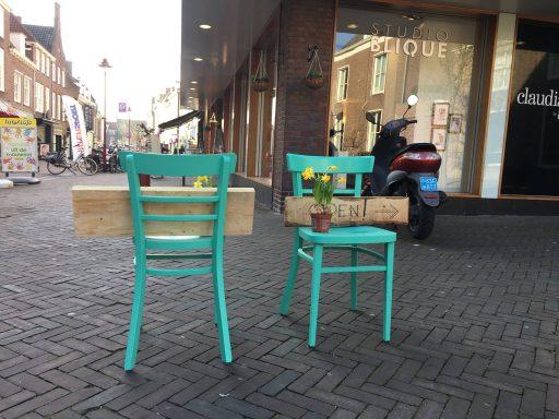 Afbeelding #000 voor het verhaal Geopend aan de Nieuwe Burg: Lunchcafé Imagine