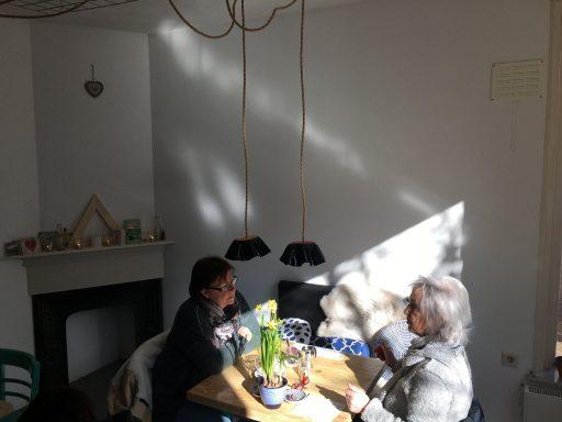 Afbeelding #002 voor het verhaal Geopend aan de Nieuwe Burg: Lunchcafé Imagine