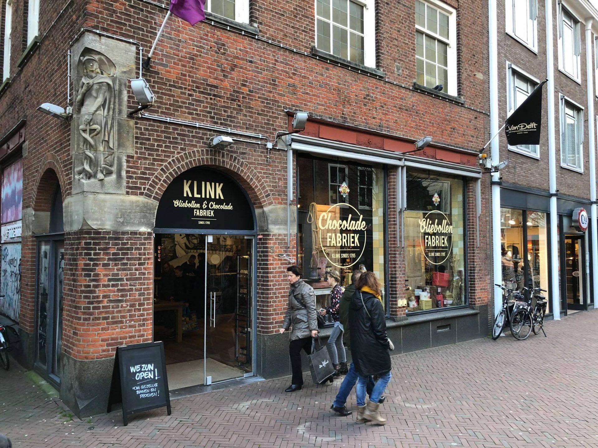 Afbeelding #000 voor het verhaal Geopend aan Lange Delft 3: de Oliebollen- en Chocoladefabriek
