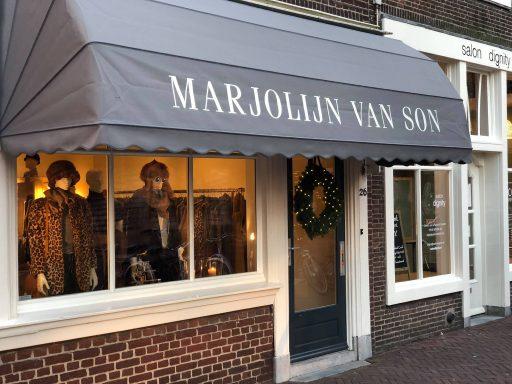 Afbeelding #000 voor het verhaal Geopend aan Lange Noordstraat 26 in Middelburg: Marjolijn van Son Damesmode