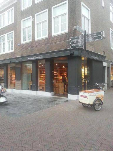 Afbeelding #000 voor het verhaal Geopend aan Markt 29 in Middelburg: Bakkerij Schrieks