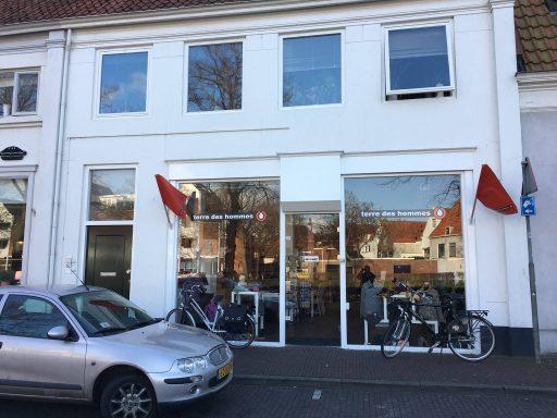 Afbeelding #000 voor het verhaal Geopend: de nieuwe winkel van Terre des Hommes Middelburg