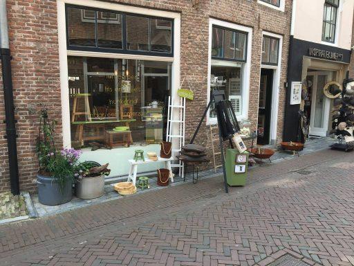 Afbeelding #000 voor het verhaal Geopend in de Korte Geere in Middelburg: 'Van huis uit'