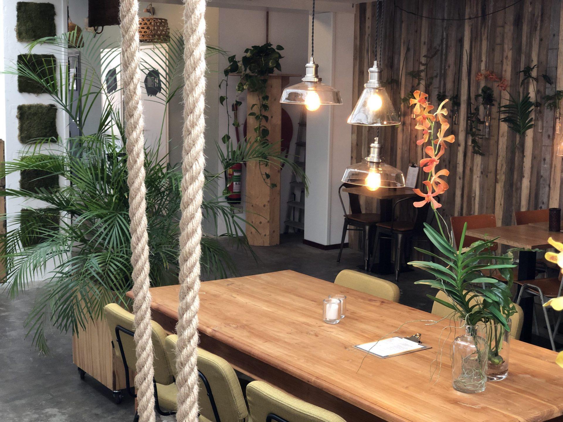Afbeelding #000 voor het verhaal Geopend in de Lange Delft: de pop-up van Brasserie 1600