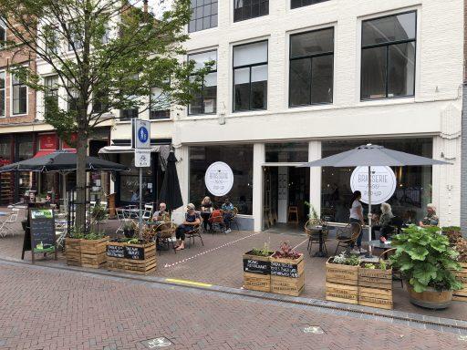 Afbeelding #002 voor het verhaal Geopend in de Lange Delft: de pop-up van Brasserie 1600