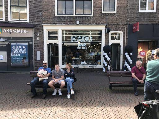 Afbeelding #000 voor het verhaal Geopend in de Lange Delft: Kado Bar Middelburg