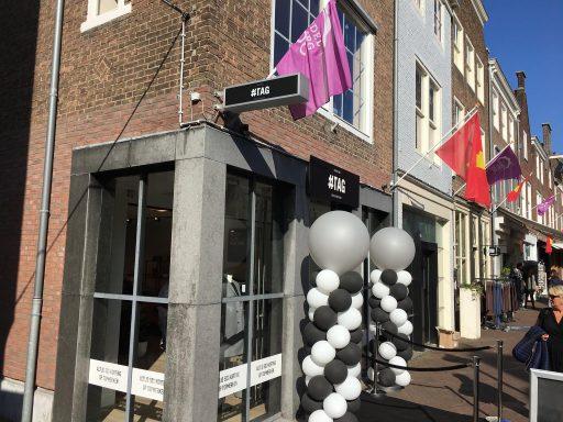 Afbeelding #000 voor het verhaal Geopend in de Nieuwe Burg: Hashtag Outlet Boutique
