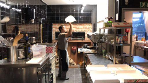 Afbeelding #000 voor het verhaal Geopend in Middelburg: de pizzeria van Silvy's gusti e sapori