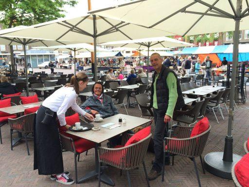 Afbeelding #003 voor het verhaal Geopend in Middelburg: het Marktcafé