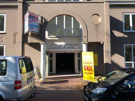Afbeelding #000 voor het verhaal Gereedschap! Een magazijnverkoop aan Achter de Houttuinen in Middelburg