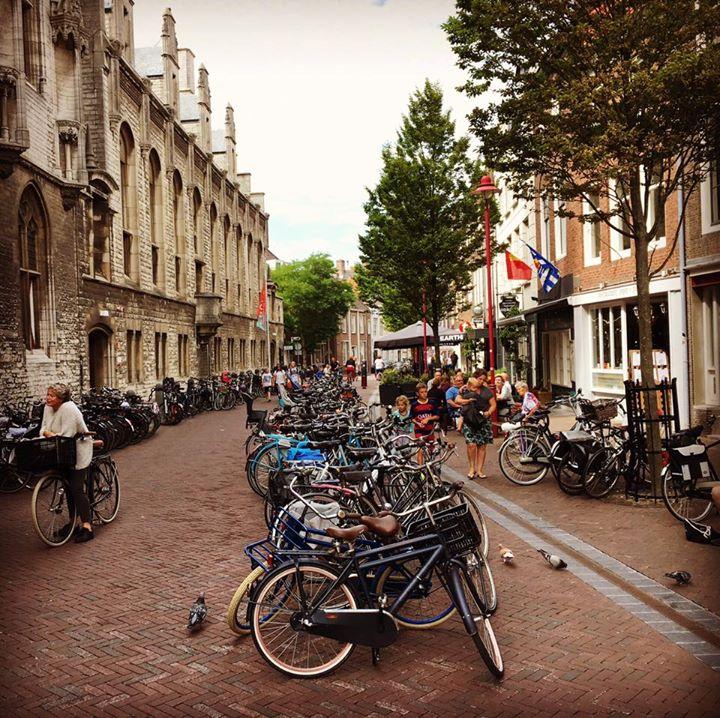 Afbeelding #000 voor het verhaal Gezellig druk: Middelburg barst uit z'n voegen