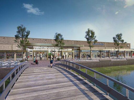 Afbeelding #000 voor het verhaal Gezocht: een naam voor het winkelcentrum aan de Pottenbakkerssingel