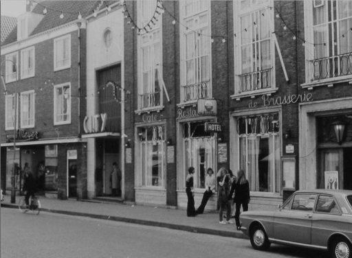 Afbeelding #000 voor het verhaal Gezocht: foto's van het voormalige City-theater in de Lange Delft