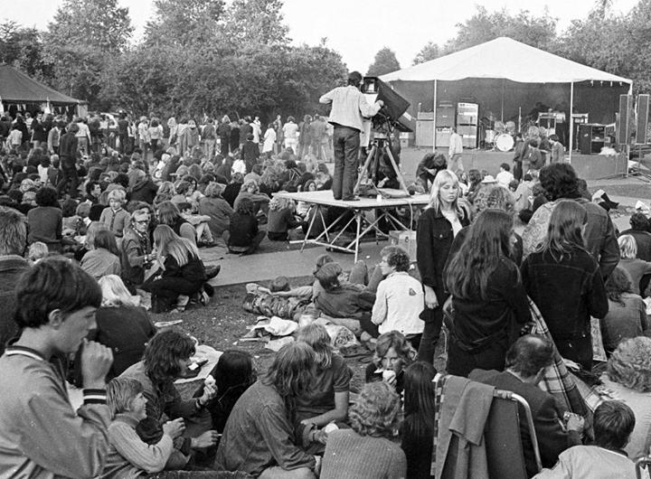 Afbeelding #000 voor het verhaal Gezocht: mensen die bij Woodstock waren
