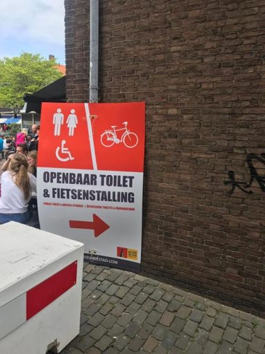 Afbeelding #000 voor het verhaal Gezocht: vakantiekrachten voor beheer fietsenstalling Zusterplein