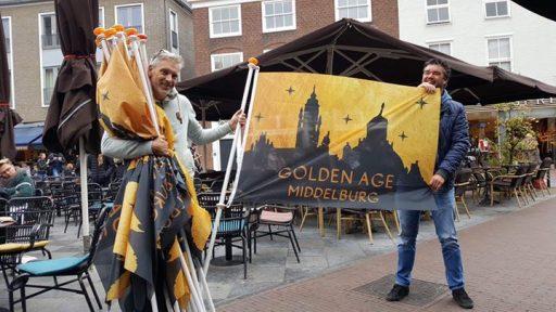 Afbeelding #000 voor het verhaal Golden Age Middelburg: de Vlag van de Waereld