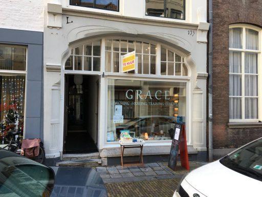 Afbeelding #000 voor het verhaal Grace Wilson vertrekt uit de Lange Noordstraat, maar ze verdwijnt niet