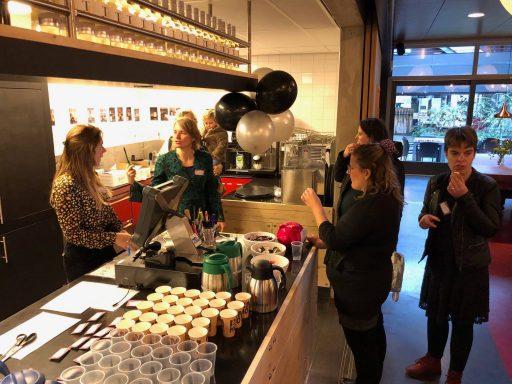 Afbeelding #000 voor het verhaal Grand Café Willem viert het 10-jarig bestaan vandaag