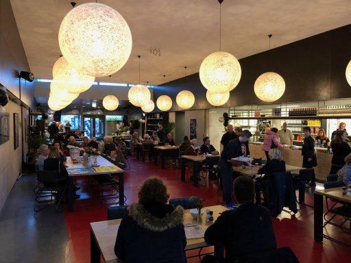 Afbeelding #001 voor het verhaal Grand Café Willem viert het 10-jarig bestaan vandaag