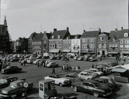 Afbeelding #003 voor het verhaal Gratis parkeren in Middelburg, van 23 december t/m 2 januari
