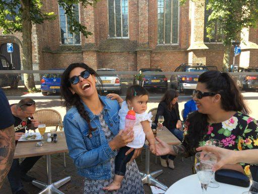 Afbeelding #002 voor het verhaal Gré Minnaert stopt bij Café Desafinado…en Betiana stapt in