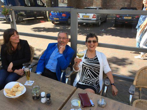 Afbeelding #004 voor het verhaal Gré Minnaert stopt bij Café Desafinado…en Betiana stapt in