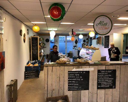Afbeelding #000 voor het verhaal Groente-en fruitwinkel Alles is Eten stopt