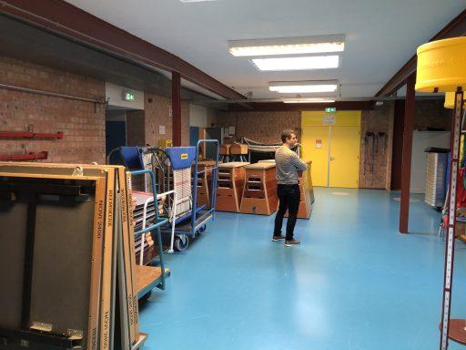 Afbeelding #000 voor het verhaal Gymzaalnostalgie, De Straat en de Open Dag van Major7 Music Teachers