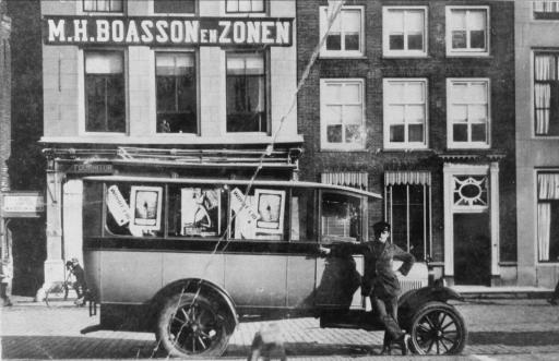 Afbeelding #000 voor het verhaal Handel en wandel op de Markt in Middelburg, 1870-1939