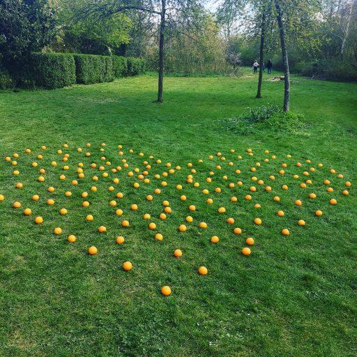 Afbeelding #000 voor het verhaal Hart van Nederland filmt Walcherse coronasteunbetuigingen met drone