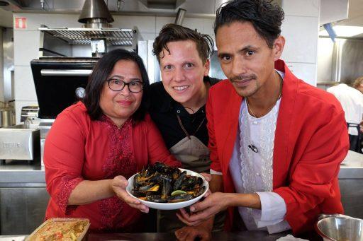 Afbeelding #000 voor het verhaal Heerlijk eten tijdens de VOC-dagen in Middelburg