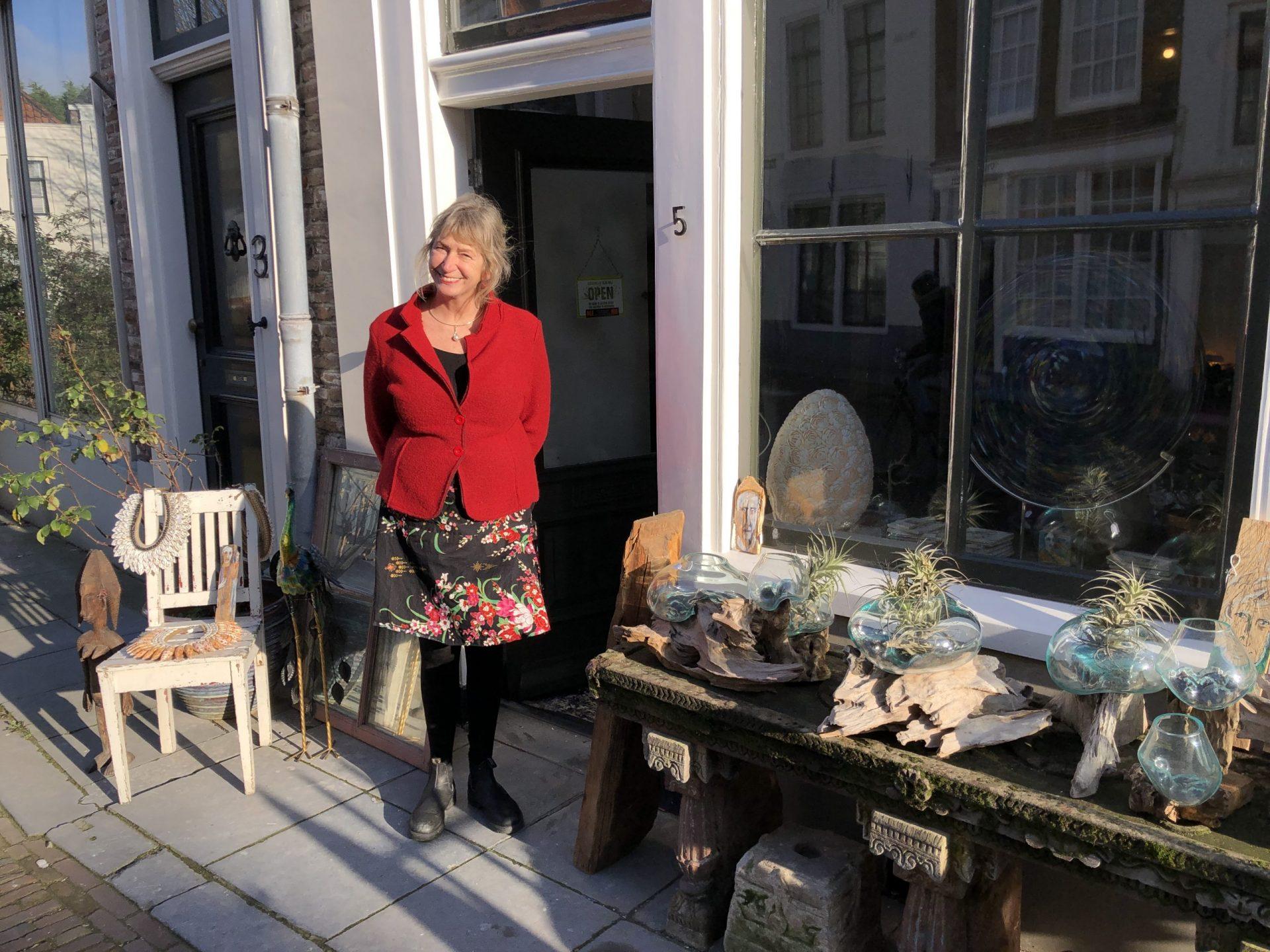 Afbeelding #000 voor het verhaal Helaas: B&B en winkel De Vergulde Driehoek stopt