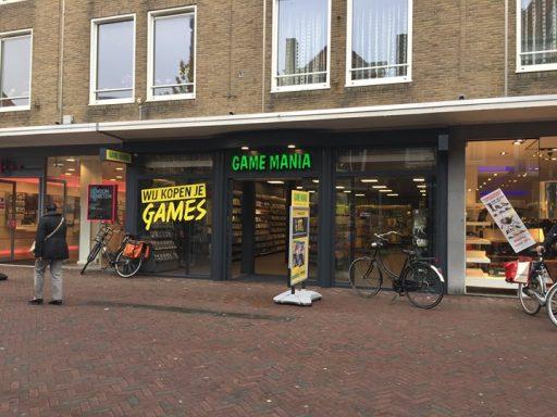 Afbeelding #000 voor het verhaal Helaas: Game Mania sluit de winkel in Middelburg