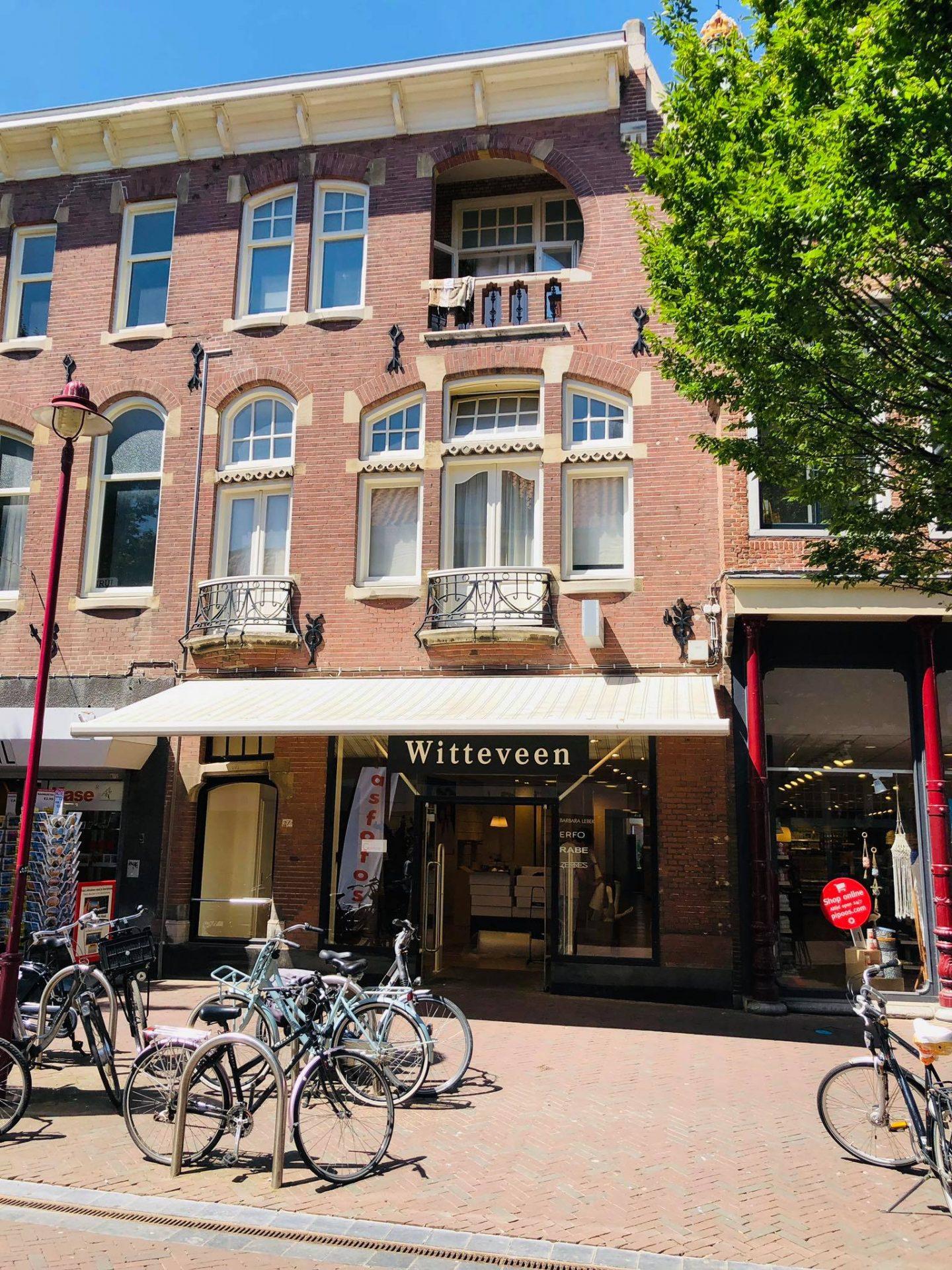 Afbeelding #001 voor het verhaal Helaas: Witteveen permanent gesloten