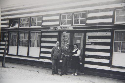 Afbeelding #000 voor het verhaal Herinneringen aan Café Juliana in Middelburg