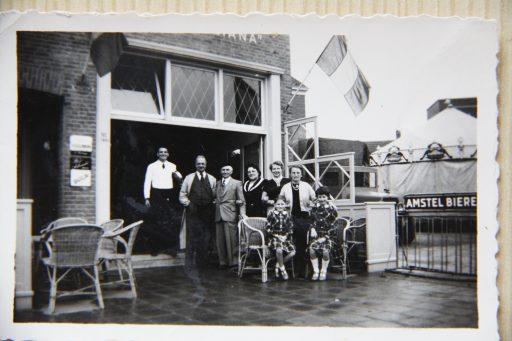 Afbeelding #004 voor het verhaal Herinneringen aan Café Juliana in Middelburg
