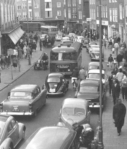 Afbeelding #002 voor het verhaal Herinneringen aan de Vroom en Dreesmann in Middelburg