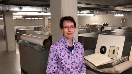 Afbeelding #000 voor het verhaal Het archief is De Stad 4: Anneke van Waarden over het dagboek van Hendrik Brouwer