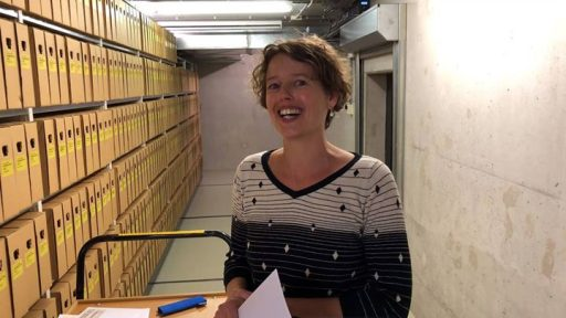 Afbeelding #000 voor het verhaal Het Archief is De Stad 5: Maaike Doorenbos over de brieven van Willem de Beveren