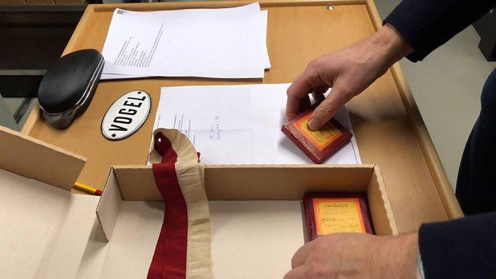 Afbeelding #000 voor het verhaal Het archief is De Stad, De Stad is Het Archief, deel 1