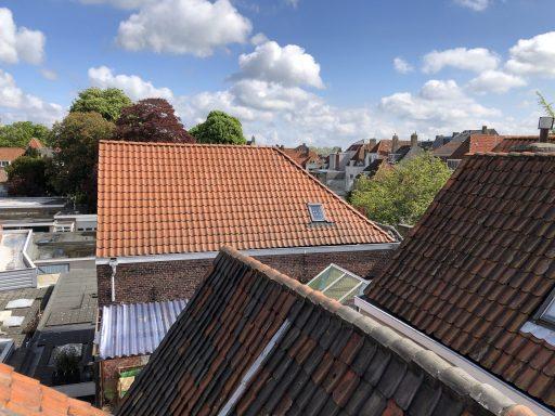 Afbeelding #003 voor het verhaal Het dak op met Henk & John