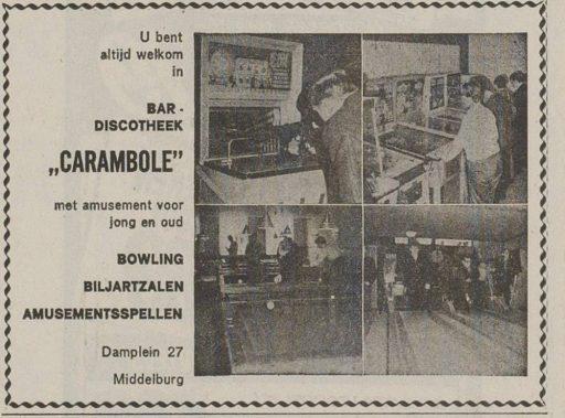 Afbeelding #001 voor het verhaal Het Damplein in Middelburg is weer hot
