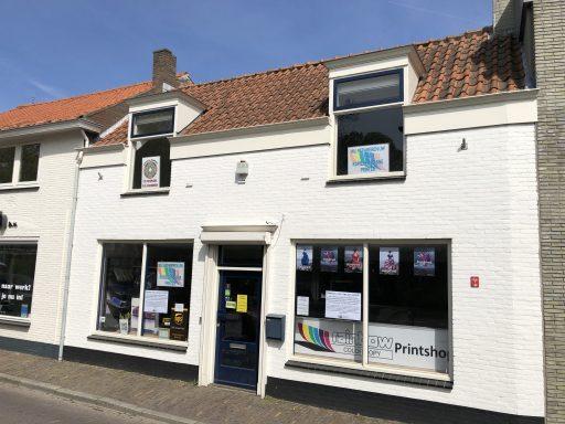 Afbeelding #000 voor het verhaal Het einde van Rainbow Color Copy Middelburg