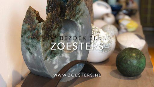 Afbeelding #000 voor het verhaal Het fraaie keramisch design van Zoesters in Middelburg