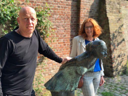 Afbeelding #000 voor het verhaal Het hart dier wereld: een nieuwe literaire stadswandeling door Middelburg